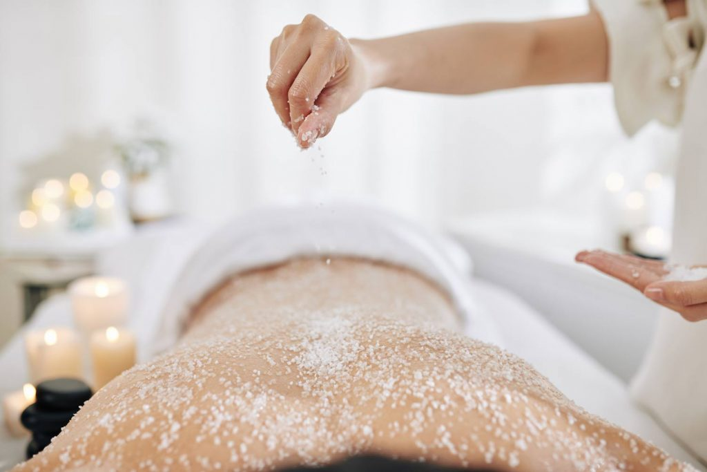 Халотерапия за здрава кожа