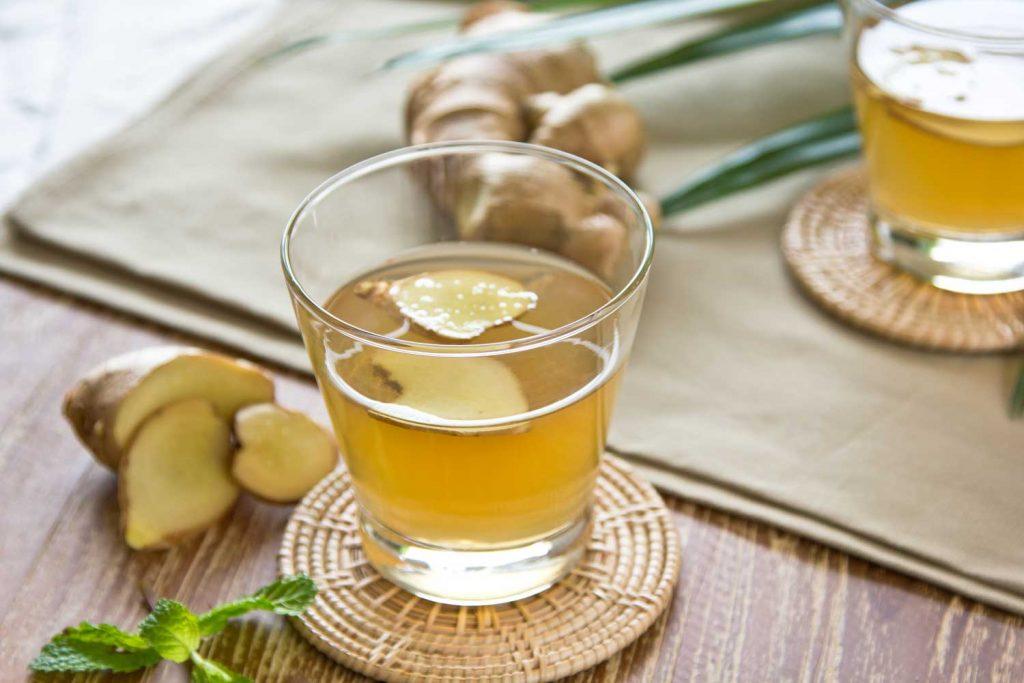Чай от джинджифил за профилактика и лечение на респираторни проблеми