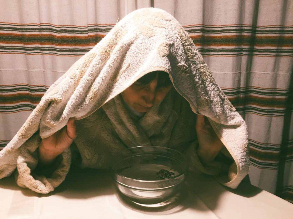 Инхалации в домашни условия