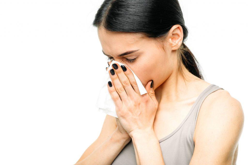 Респираторни заболявания - симптоми