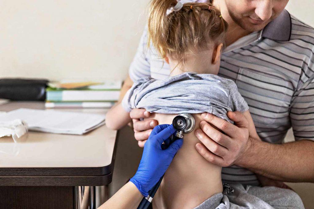 Заболявания на долните дихателни пътища - симптоми