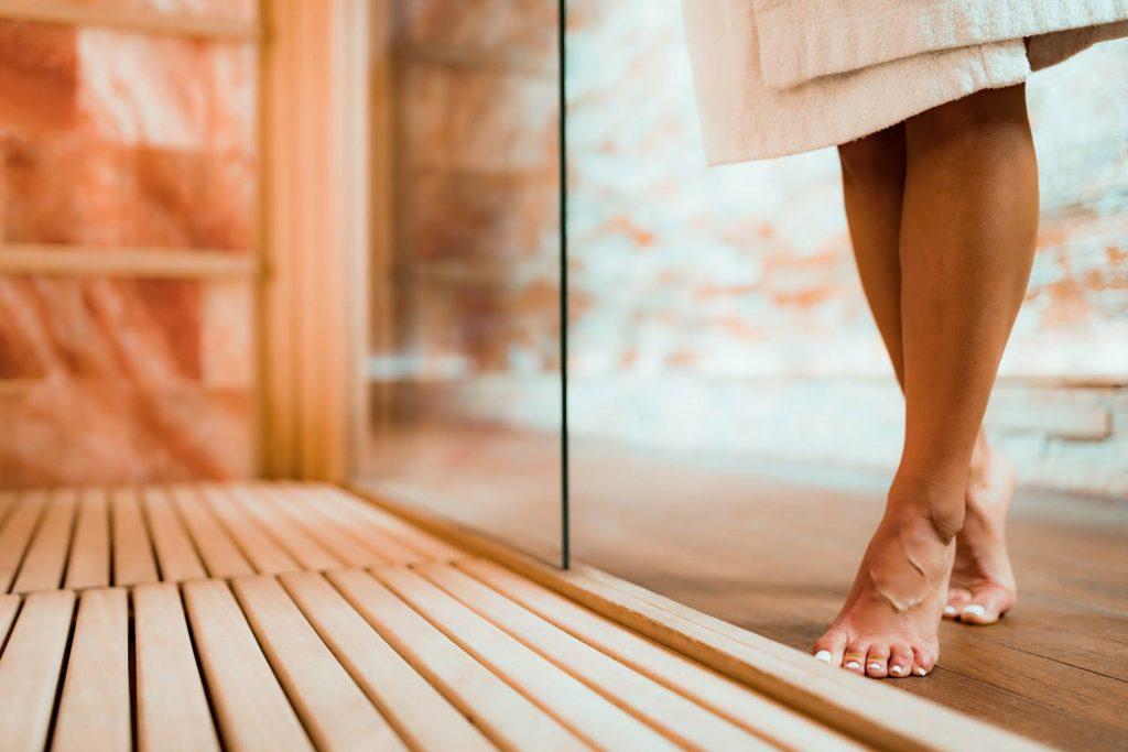 Терапия със сол за здравословен начин на живот